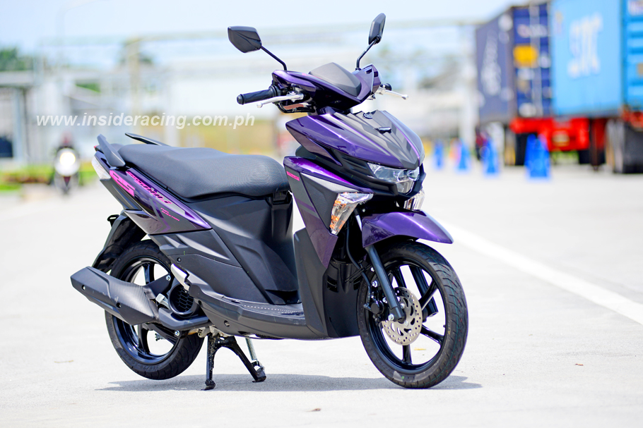 First Ride Yamaha Mio Soul I125 Inside Racing