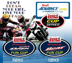 Shell Advance IR Cup Honda 3