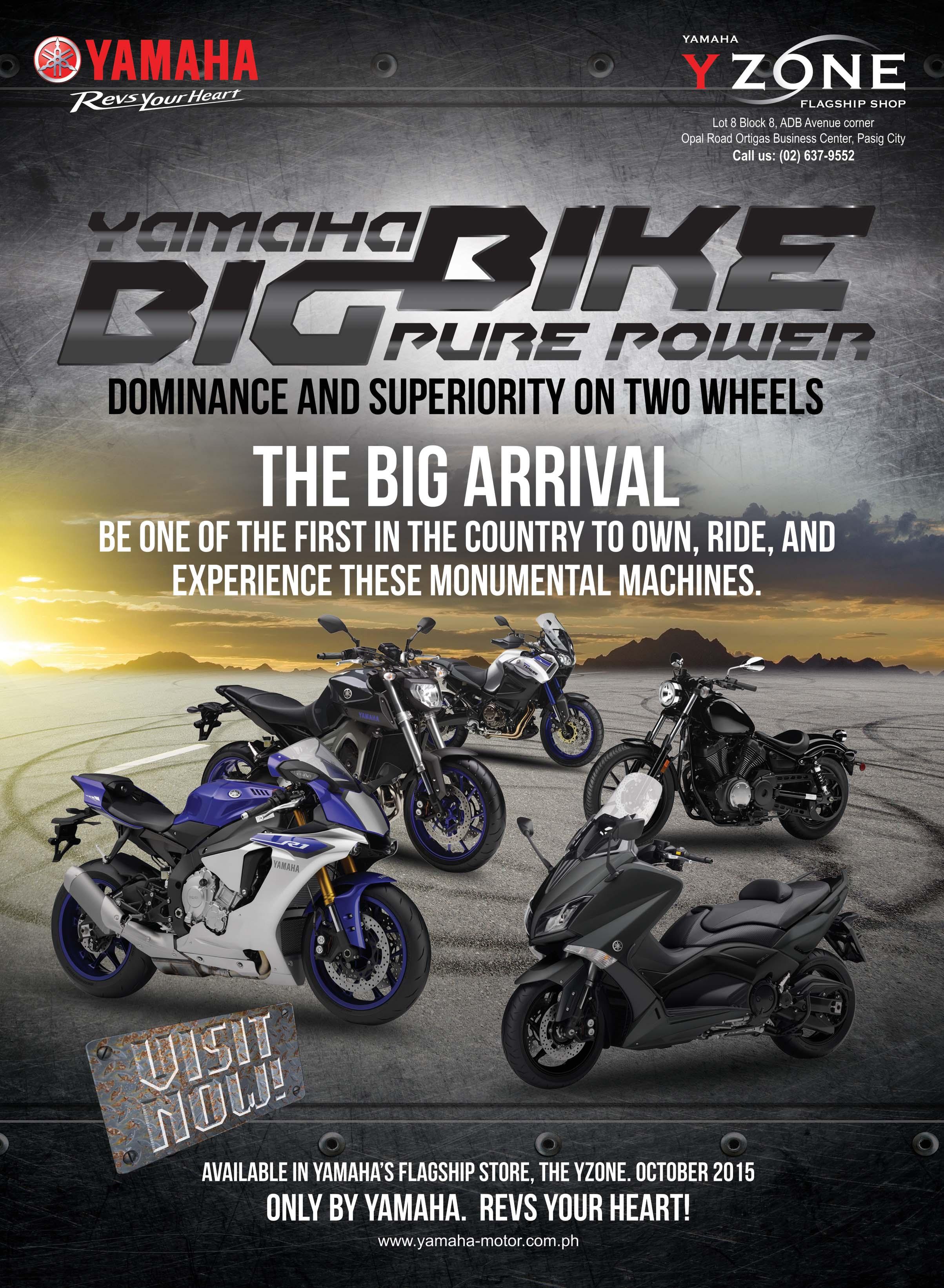 Yamaha Motorcycle Price Philippines