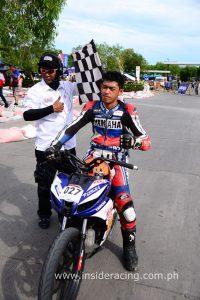 Dan Carlos - Super Yamaha Vega