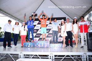 Intermediate AT 160 winners