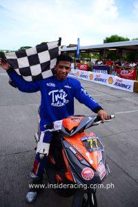 Jeric Mayer Payos - TRL Yamaha Mio Cup
