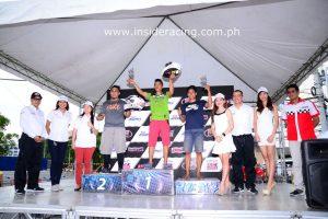 Novice 130 UB winners