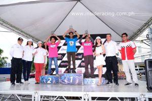 TRL Yamaha Mio Cup winners