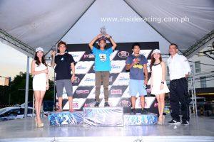 TRL Yamaha Vega Force winners