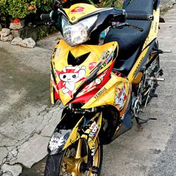 Sniper MX 135 from Antipolo City – D'mistress | Inside Racing