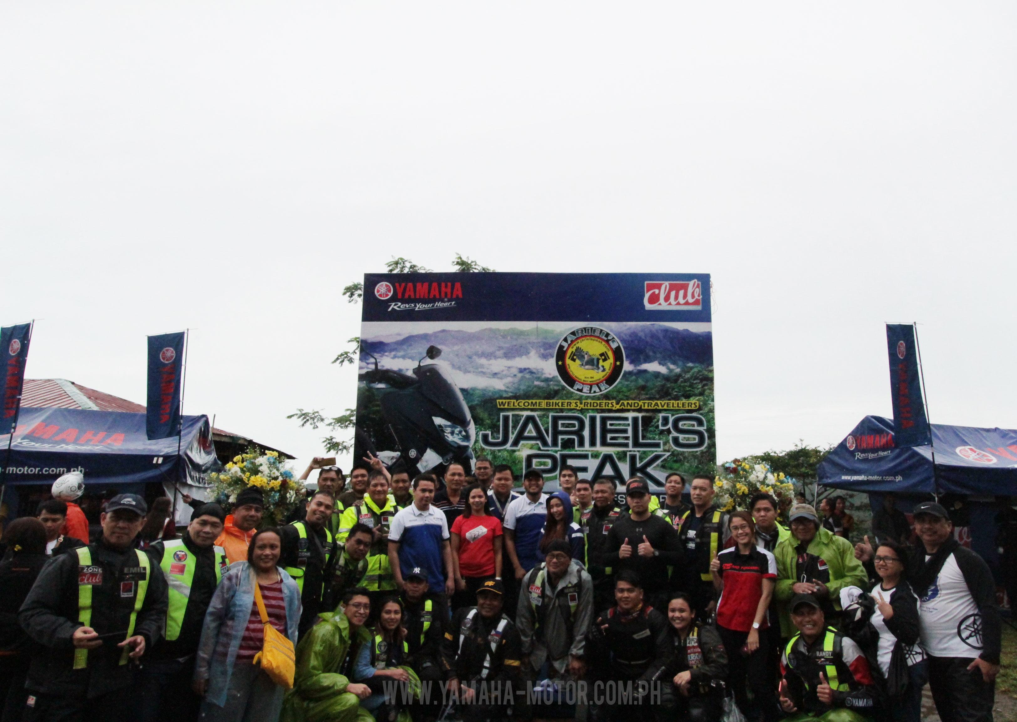 The Yamaha Club Return To Jariels Peak Inside Racing
