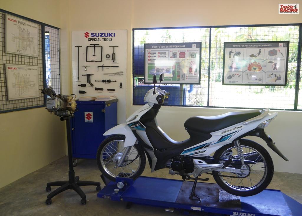 IR News: Suzuki Philippines in Partnership with Motorjoy Helps