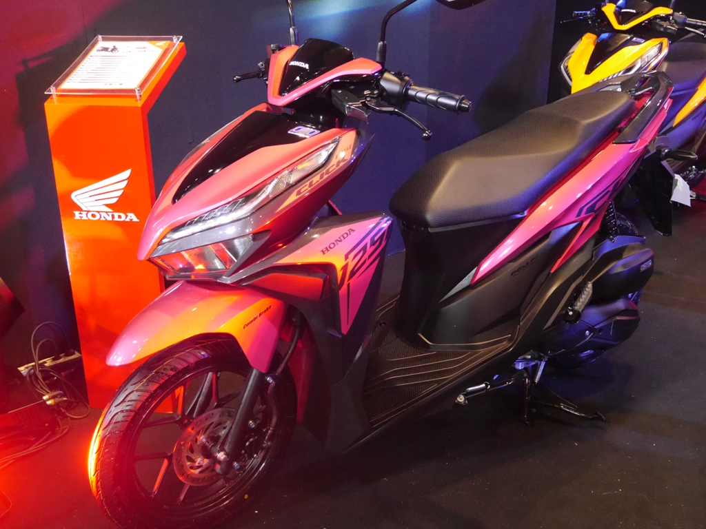 Honda Unleashes Game Changing Models Click125i And