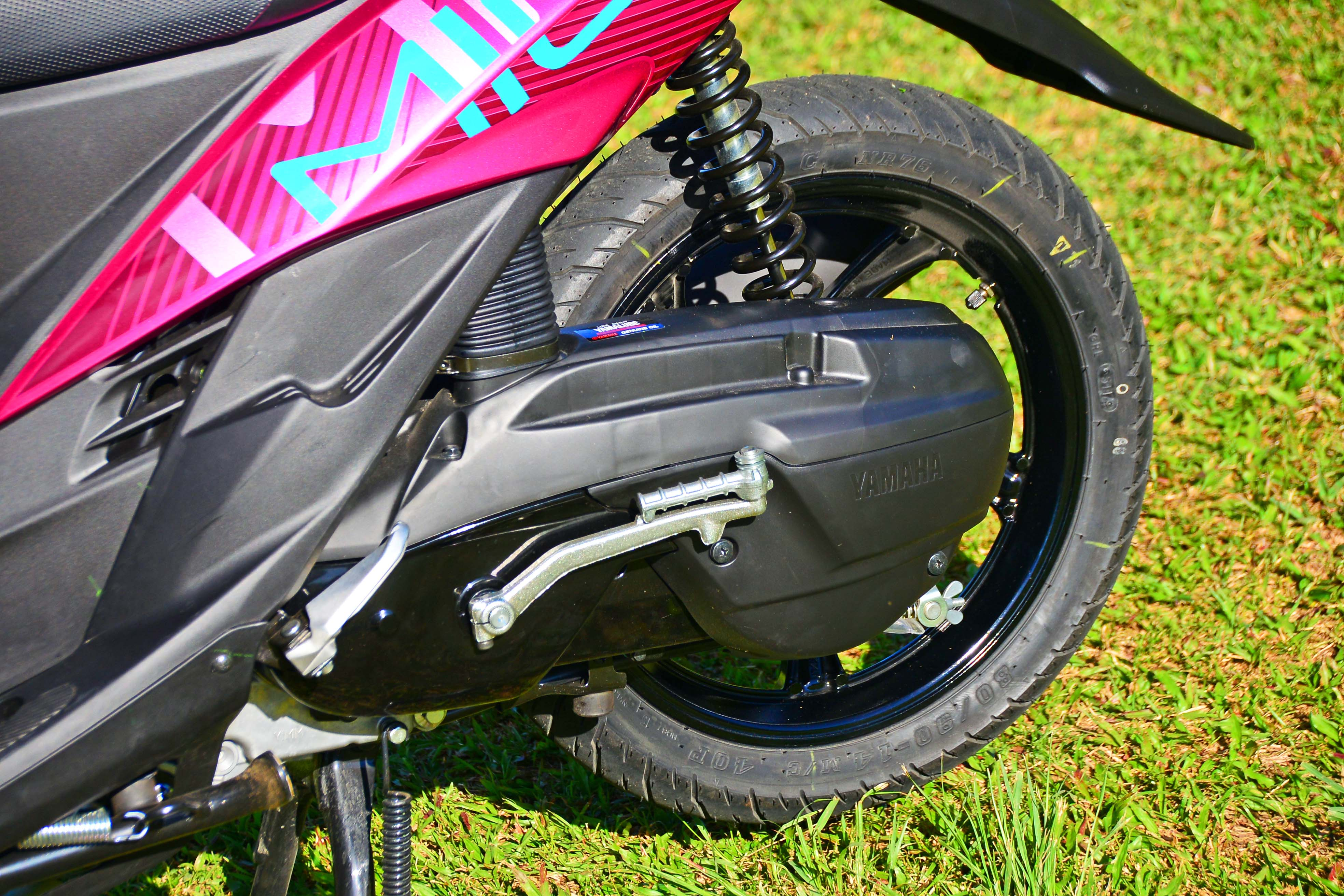 Yamaha Mio Sporty Insideracing