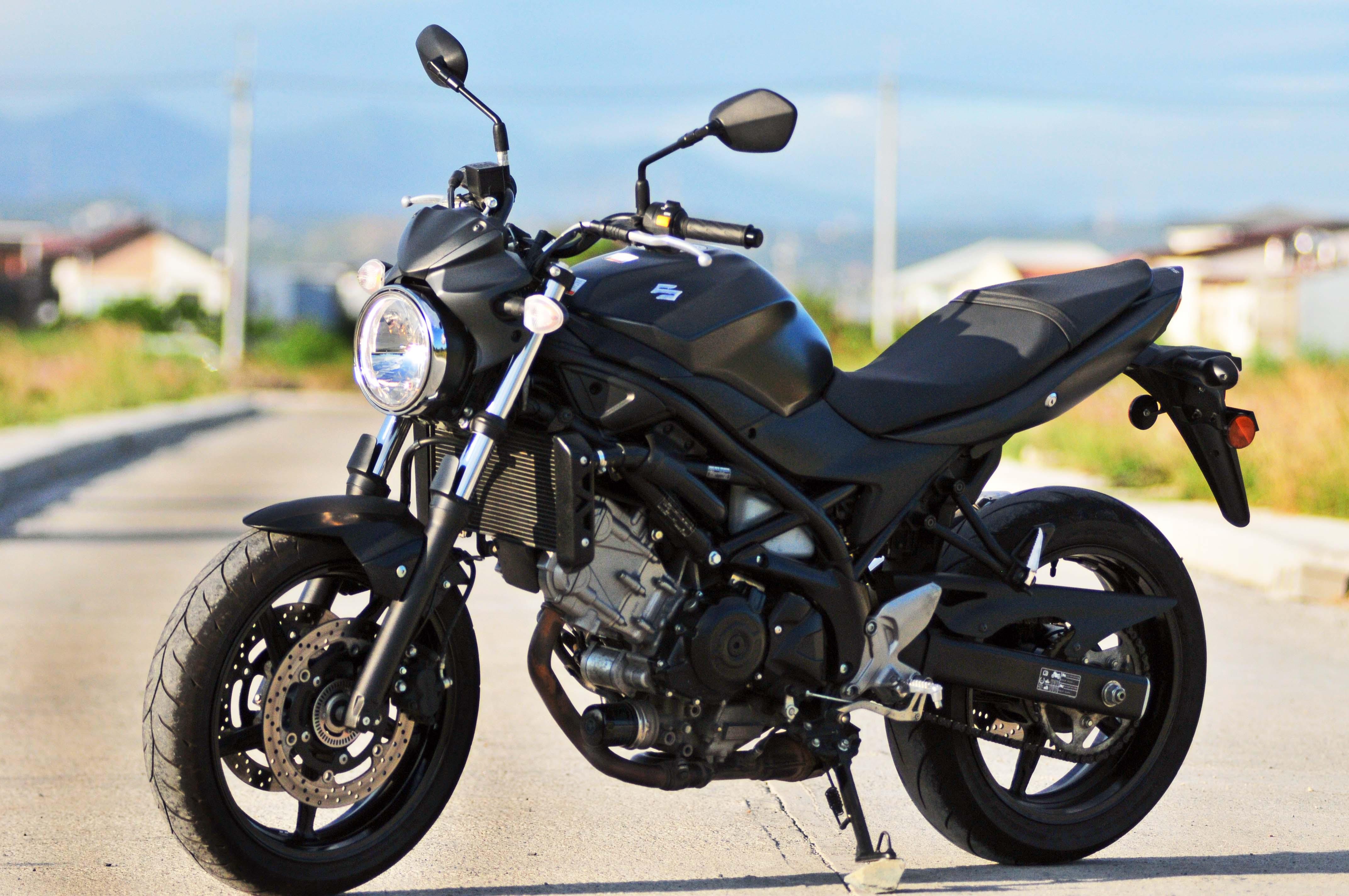 Suzuki Sv650s Review