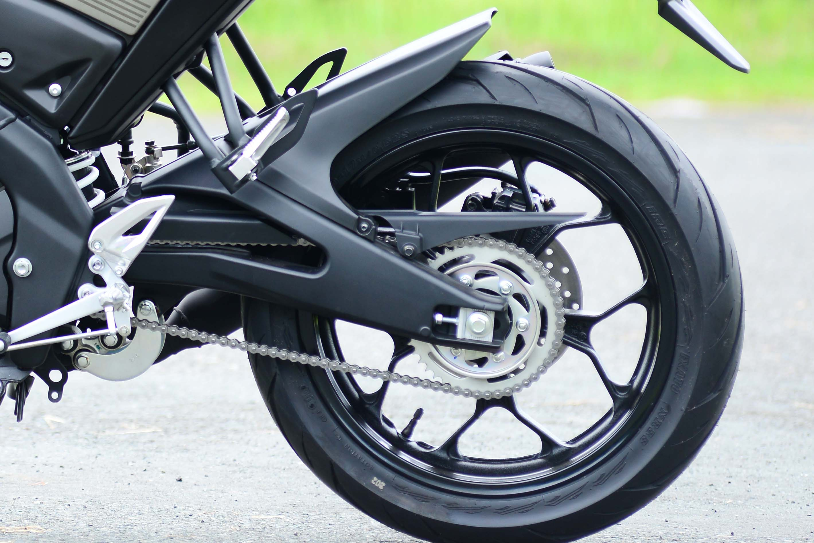 Yamaha TFX-150: When Performance Meets Character | Inside ...