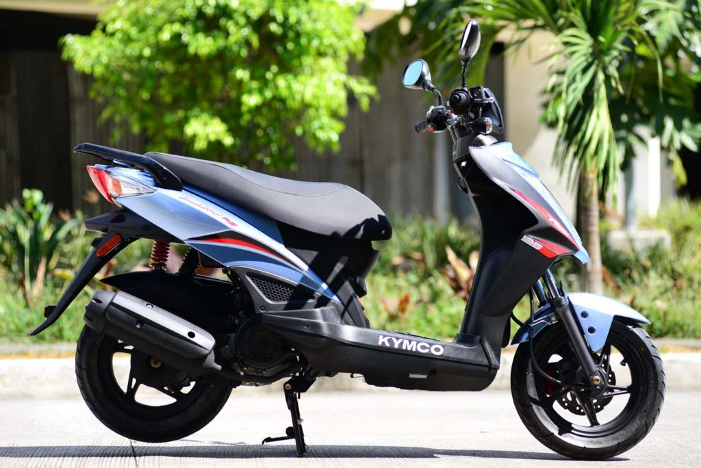 Bare Essentials - KYMCO Agility RS Naked 125 - Motoph