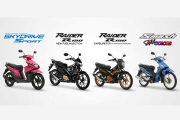 Impressive Sales Records Show Strong Start for Suzuki Motorcycles