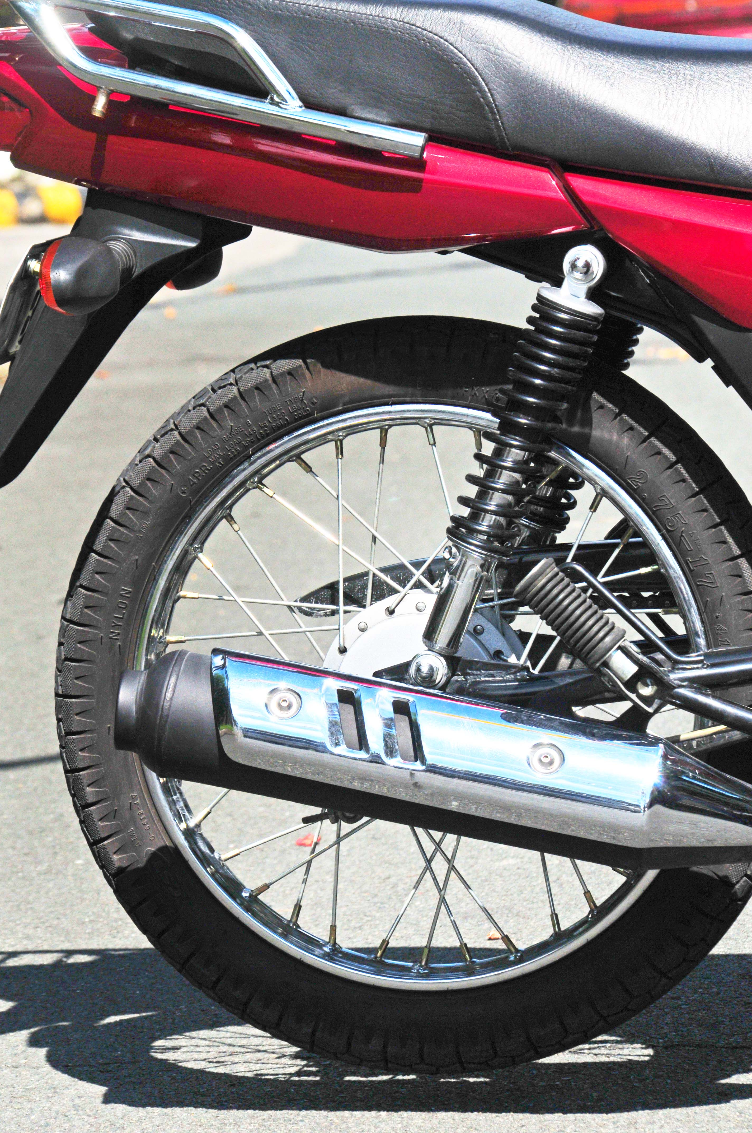 Suzuki GD 110 – Charming, comfortable and able commuter