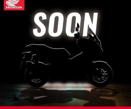 Official Honda Teaser Image