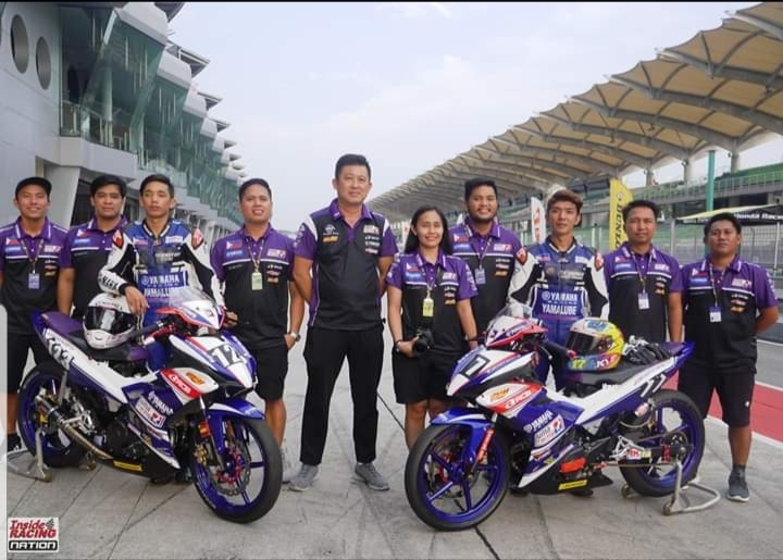 Team UMA Racing Yamaha Phils