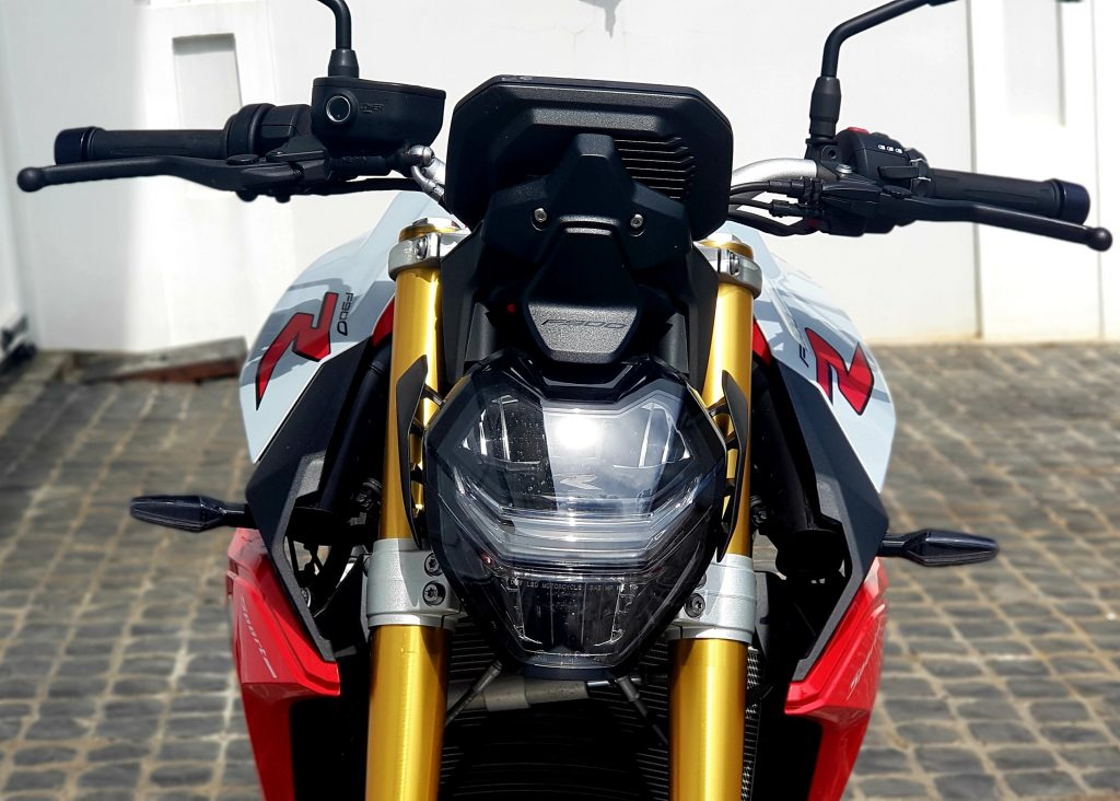 Top 5 things you should know about the new BMW F900R
